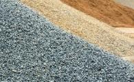 Kies, Sand, Splitt, Gesteinskrnung, Rohstoffe